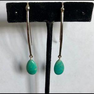 Jewelry - Turquoise Tear Drop Earrings